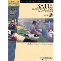 SATIE E. GYMNOPEDIES AND GNOSSIENNES PIANO