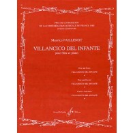 FAILLENOT M. VILLANCICO DEL INFANTE FLUTE