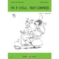CHARRITAT M.A./PATTEY S. FM 3ME CYCLE... TOUT COMPRIS! LIVRE 2: AUDITION