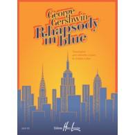 GERSHWIN G. RHAPSODY IN BLUE CLARINETTE