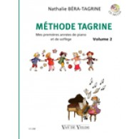 BERA-TAGRINE N. METHODE TAGRINE VOL 2 PIANO