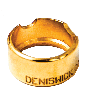BAGUE BOOSTER DENIS WICK 4906 PISTON CORNET