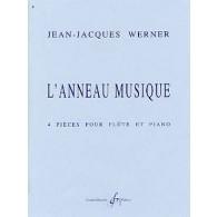 WERNER J.J. L'ANNEAU MAGIQUE FLUTE