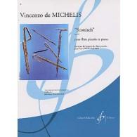 MICHELIS (DE) V. SCOTTISCH OP 39 FLUTE PICCOLO