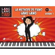 LANG LANG LA METHODE DE PIANO NIVEAU 1