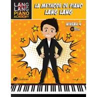 LANG LANG LA METHODE DE PIANO NIVEAU 4