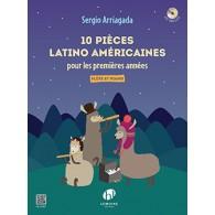 ARRIAGADA S. PIECES LATINO AMERICAINES FLUTE