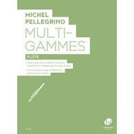 PELLEGRINO M. MULTI-GAMMES FLUTE