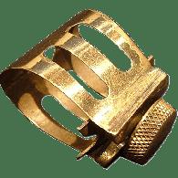 LIGATURE ALTO-TENOR OTTO LINK LOLAT POUR BEC METAL