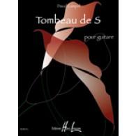 LAMPEL D. TOMBEAU DE S GUITARE