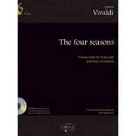 VIVALDI A. FOUR SEASONS FLUTE