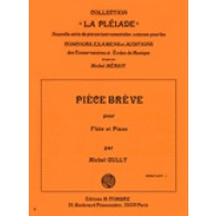 GULLY M. PIECE BREVE FLUTE