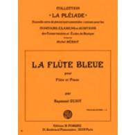 GUIOT R. FLUTE BLEUE FLUTE