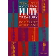 WYE T. VERY EASY FLUTE TREASURY FLUTE