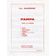 MALDONADO R. PAMPA SUITE N°1 ESTILO GUITARE