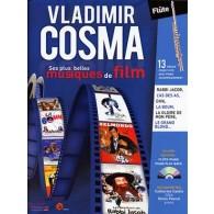 COSMA V. MUSIQUES DE FILM FLUTE