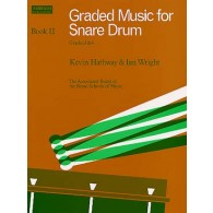 HATHWAY K./WRIGHT I. GRADED MUSIC FOR SNARE DRUM VOL 2