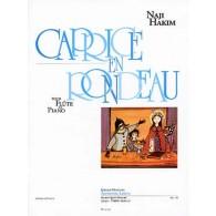 HAKIM N. CAPRICE EN RONDEAU FLUTE