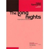 SARMANTO H. THE LONG NIGHTS FLUTE