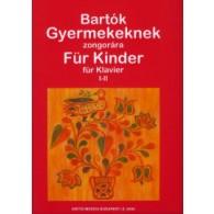 BARTOK B. FUR KINDER VOL 1-2 PIANO