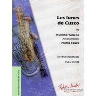 TANAKA K. LES LUNES DE CUZCO HARMONIE JUNIOR