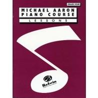AARON M. METHODE DE PIANO VOL 4
