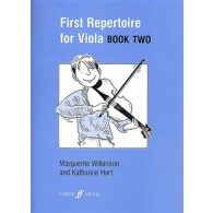 FIRST REPERTOIRE FOR VIOLA  BOOK 2 ALTO