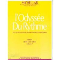 LAB M. L'ODYSSEE DU RYTHME VOL 4