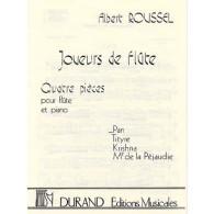ROUSSEL A. JOUEURS DE FLUTE: PAN FLUTE