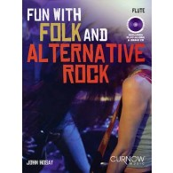 FUN WITH FOLK AND ALTERNATIVE ROCK FLUTE