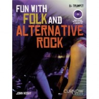 FUN WITH FOLK AND ALTERNATIVE ROCK TROMPETTE