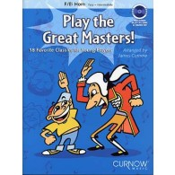 PLAY THE GREAT MASTERS COR
