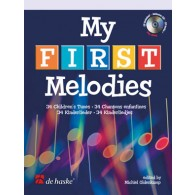 OLDENKAMP M. MY FIRST MELODIES SAXO MIB