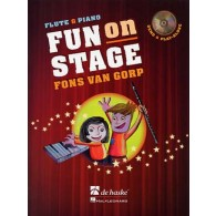 VAN GORP F. FUN ON STAGE FLUTE