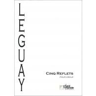 LEGUAY J.P. CINQ REFLETS ORGUE