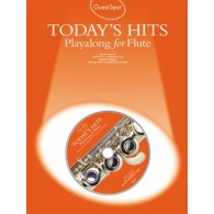 GUEST SPOT TODAY'S HITS PLAYALONG FLUTE