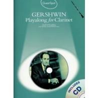 GUEST SPOT GERSHWIN PLAY-ALONG CLARINET