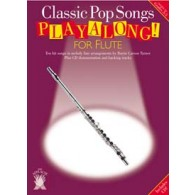 PLAYALONG  CLASSIC POP SONGS FLUTE