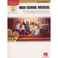 HIGH SCHOOL MUSICAL CLARINET