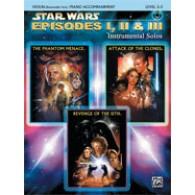 STAR WARS EPISODES I, II & III VIOLON