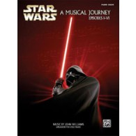 STAR WARS A MUSICAL JOURNEY SAXO TENOR