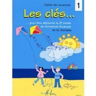 SICILIANO M.H. LES CLES 1