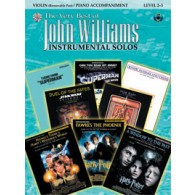 WILLIAMS J. THE VERY BEST OF INSTRUMENTAL SOLOS VIOLON