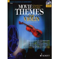 MOVIE THEMES FOR VIOLON