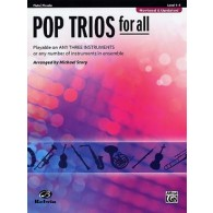 STORY M. POP TRIOS FOR ALL FLUTES