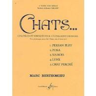 BERTHOMIEU M. CHATS FLUTES