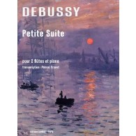 DEBUSSY C. PETITE SUITE FLUTES