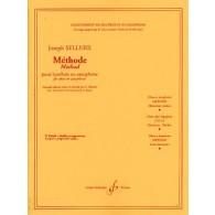SELLNER J./DEBONDUE A. METHODE VOL 2 ETUDES HAUTBOIS