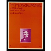 MOSZKOWSKI M. 20 PETITES ETUDES OP 91 VOL 2 PIANO