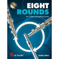 JOHOW J. EIGHT ROUNDS FLUTES